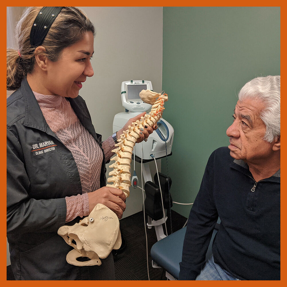 chiropractor manipulations