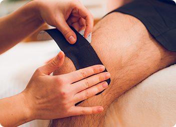 Taping Technique