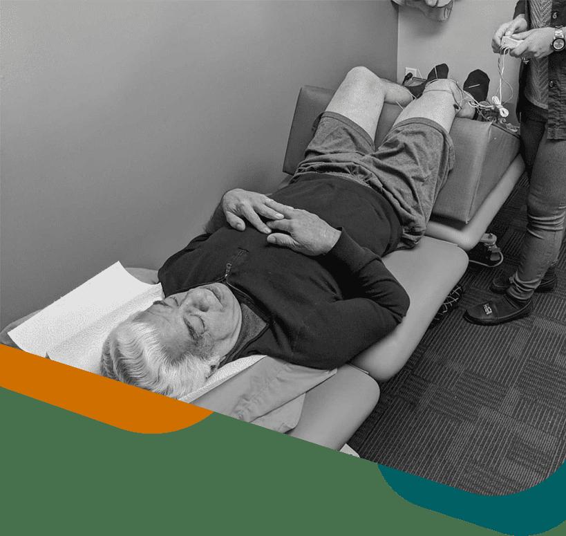 Ottawa Patient Getting Acupuncture